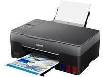 Impressora Multifuncional Canon Mega Tank G3160 - Tanque de Tinta Colorida Wi-Fi -