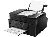 Impressora Multifuncional Canon Mega Tank GM4010 - Jato de Tinta Monocromática Wi-Fi Placa de Rede
