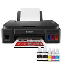 Impressora Multifuncional Canon Tanque de Tinta MAXX G3111 2315C021AA -