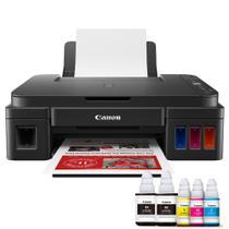 Impressora Multifuncional Canon Tanque de Tinta MAXX G3111 WiFi Bivolt -