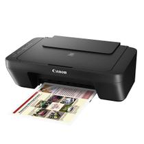 Impressora Multifuncional Canon Wifi  Jato de Tinta Pixma MG3010 Xerox Copiadora Scanner -