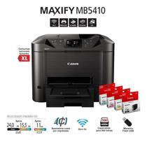 Impressora Multifuncional Color Canon Maxify Mb5410 -
