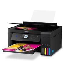 Impressora Multifuncional Epson EcoTank Jato de Tinta com USB, Wi-Fi e Wi-Fi Direct - L4160 -