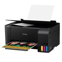 Impressora Multifuncional Epson Ecotank L3110 Tanque de Tinta  Bivolt -