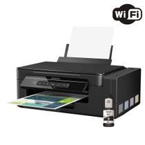 Impressora Multifuncional Epson Ecotank L396 Color Wifi com Garrafa de Tinta T504 Ciano -