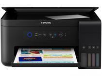 Impressora Multifuncional Epson EcoTank L4150 - Tanque de Tinta Wi-Fi Colorida USB -