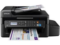 Impressora Multifuncional Epson EcoTank L575 - Tanque de Tinta Wi-Fi Colorida