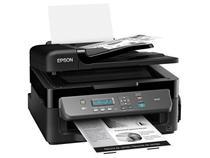 Impressora Multifuncional Epson EcoTank M205 - Tanque de Tinta Wi-Fi Monocromática USB