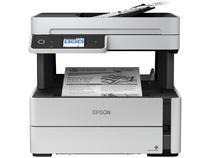 Impressora Multifuncional Epson EcoTank M3170 - Jato de Tinta Monocromática Wi-fi USB