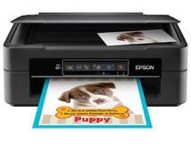Impressora Multifuncional Epson Expression XP-241 - Jato de Tinta Wi-Fi Colorida USB