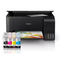 Impressora Multifuncional Epson Tanque De Tinta L3150 - Wireless - Subst. L396 -