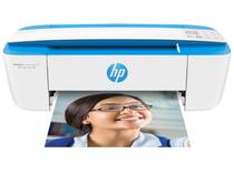 Impressora Multifuncional HP DeskJet Ink 3776 - Jato de Tinta Colorida Wi-Fi