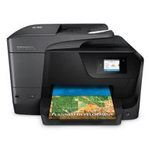 Impressora Multifuncional HP Jato de Tinta Color Pro 8710 Wireless IMP/DUPLEX/COPIA/DIG/FAX/WIFI