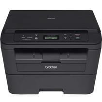 Impressora Multifuncional Laser Mono Brother DCP-L2520DW 110V Wi-Fi Rede Duplex -