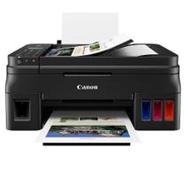 Impressora multifuncional tanque de tinta canon s fio g4111 -