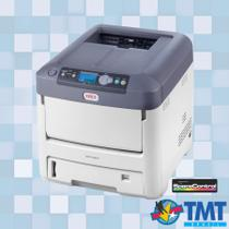 Impressora OKI C711WT A4  Toner Branco -