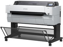 Impressora Plotter Epson SureColor T5470M - Jato de Tinta Scanner Copiadora Colorido Wi-Fi