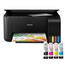 Impressora Sublimática L3110 Epson A4 Multifuncional Bivolt + Tintas -