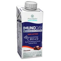 Imunoday Chocolate Zero Lactose 200ml - Piracanjuba -