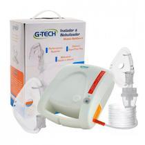 Inalador e Nebulizador G-tech Nebcom V Branco - Gtech