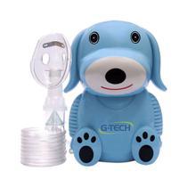 Inalador e Nebulizador G.Tech Nebdog - Gtech