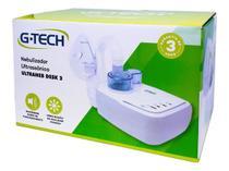 Inalador E Nebulizador Ultrassônico Ultraneb Desk 2 G-tech - Gtech