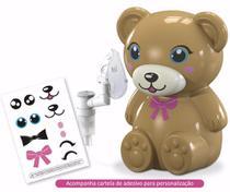 Inalador Infantil Uppy Urso Bivolt - Soniclear -