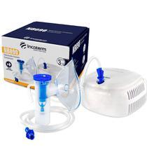 Inalador Nebulizador Incoterm com Compressor NB090 -