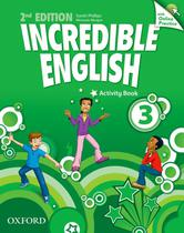Incredible english 3 ab with online practice - 2nd ed - Oxford University -