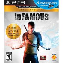 Infamous Collection - PS3 - Sony