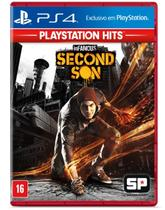 Infamous second son hits ps4 - Sony