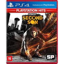 Infamous Second Son - PS4 - Sucker Punch Productions