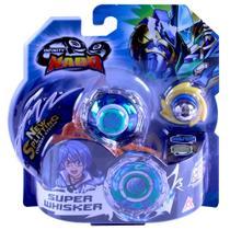 Infinity nado super whisker fusion+split com lançador 3901 - Candide