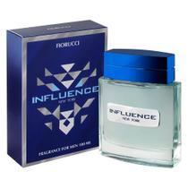 Influence New York Fiorucci - Perfume Masculino - Eau de Cologne - 100ml -