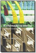 Informacao na internet, a: arquivos publicos brasi - Fgv