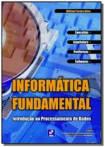 Informatica fundamental: introducao ao processamen - Editora erica ltda