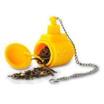 Infusor De Chá Yellow Submarine Wish Amarelo -