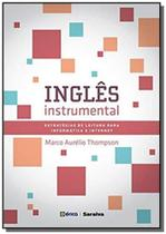 Ingles instrumental - erica - Editora erica ltda