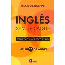 Ingles Sem Sotaque Com Cd - Disal