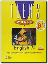 Ingles teens world   7 ano aluno - Diversas