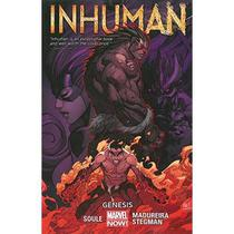 Inhuman 1 - Marvel