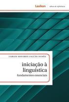 Iniciação à linguistica - Lexikon -
