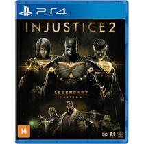 Injustice 2 Edição Lendaria PS4 - Warner