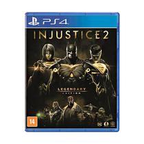 Injustice 2 Legendary Edition - PS4 ( Português ) - Warner Bros