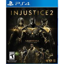 Injustice 2: Legendary Edition - Ps4 - Sony