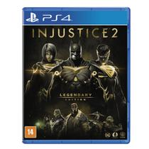 Injustice 2 - Legendary Edition - PS4 - Warner bros.