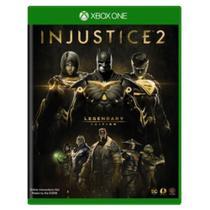 Injustice 2 Legendary Edition Xbox One Lacrado Midia Fisica - Microsoft