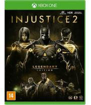 Injustice 2: Legendary Edition - Xbox-One - Microsoft