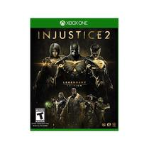 Injustice 2 Legendary Edition - Xbox One - Microsoft