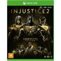 Injustice 2: Legendary Edition - XBOX ONE - Microsoft